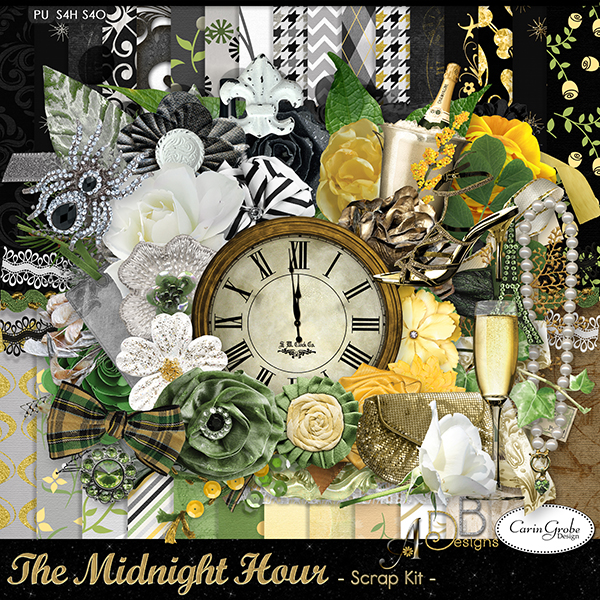 Midnight Hour – Daily Deal – Perfect Timing for New Year's Eve