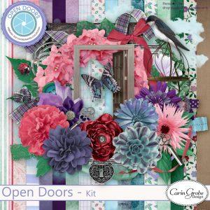 Carin Grobe Design - Open Doors Bundle